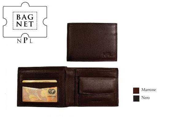 Portafoglio porta monete NPL Alce