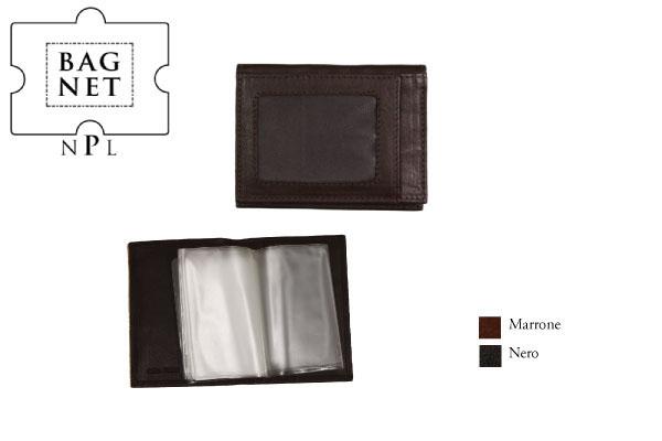 Porta carte di credito NPL Alce